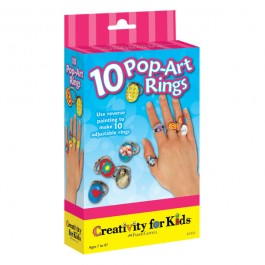 Pop Art Rings