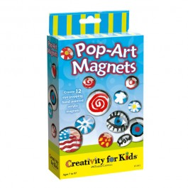 Pop Art Magnets