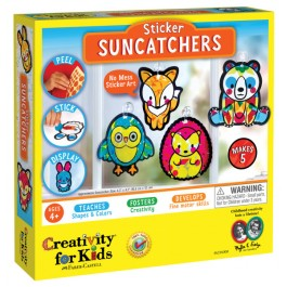 Sticker Suncatchers