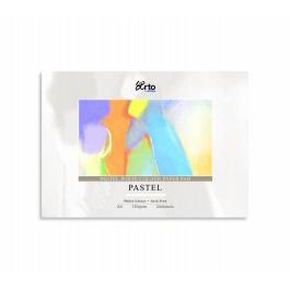 White Pastel Paper