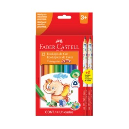 Jumbo Coloured Pencils