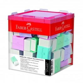 Faber-Castell Pastell Coloured Eraser