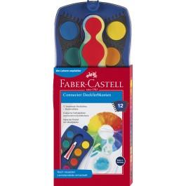 Faber-Castell Connector Paint Box Watercolor Set - 12