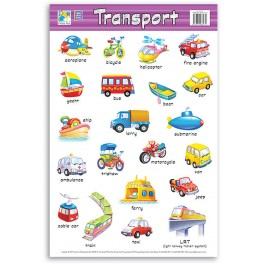 Wall Chart - Transport