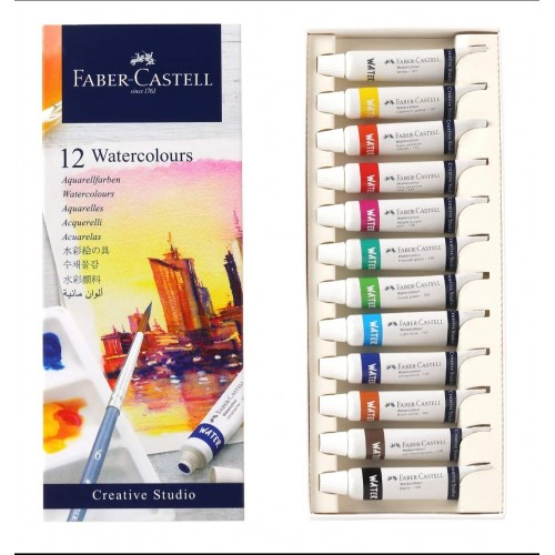 Acrylic Colours in tubes