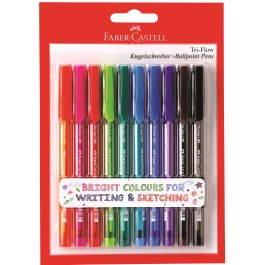 Tri-Flow Pens (Faber-Castell)