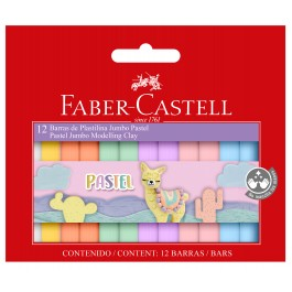 Pastel Modelling Clay (Faber-Castell)