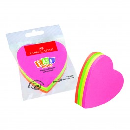 Heart Sticky Note (Faber-Castell)