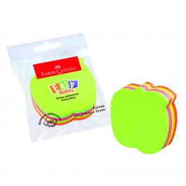 Apple Shaped Sticky Notes (Faber-Castell)