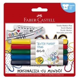 Textile Marker Plus (Faber-Castell)