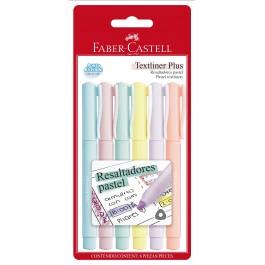 Pastel Textliner Plus (Faber-Castell)
