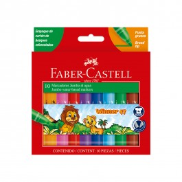 Jumbo Markers (Faber-Castell)