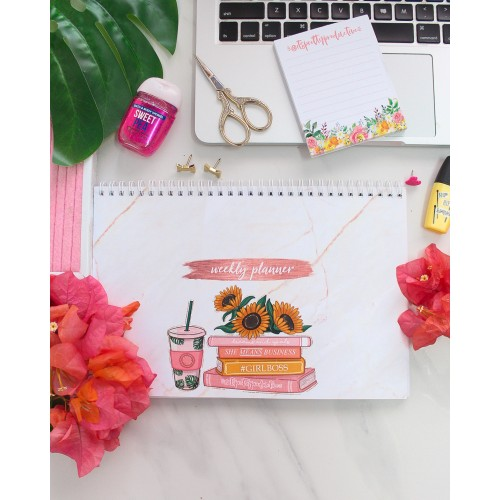 Dreams and Goals weekly Planner