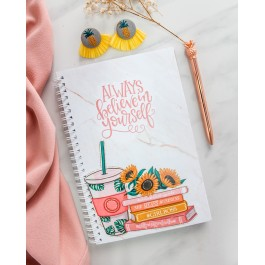 Dreams and Goals Notebook