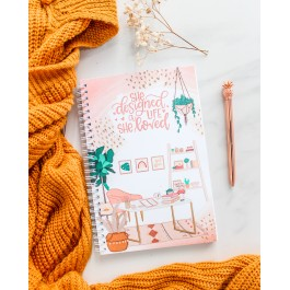 Boho Boss Notebook