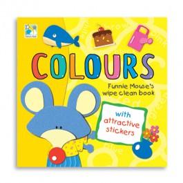 Activity / Sticker Book (Colours)