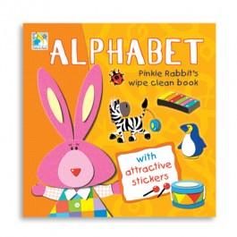 Activity / Sticker Book (Alphabet)