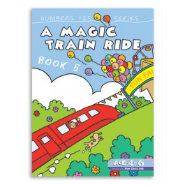 Activity Book (A Magic Train Ride)