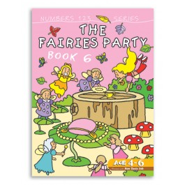 Activity Book (The Fairies Party)