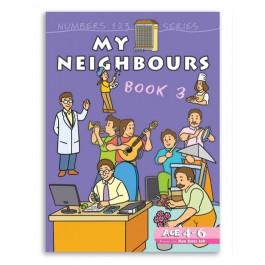 Activity Book (My Neighbours)