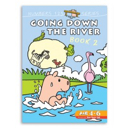 Activity Book (Going Down The River)