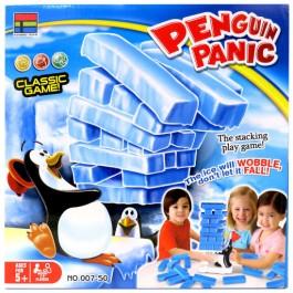 Toy Penguin Panic Play Set