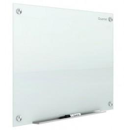 Quartet Magnetic Glass Whiteboard