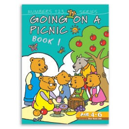 Activity Book (Going on a Picnic)