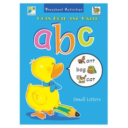 I can read and write (Alphabet)