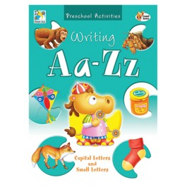 Writing practice A-Z