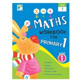 Maths Workbook Primary 1