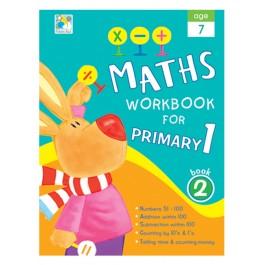 Maths Workbook Primary 1 Bk2