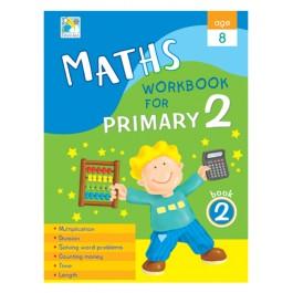 Maths Workbook Primary 2 Bk2