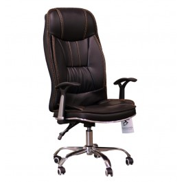 Executive High Back Leather