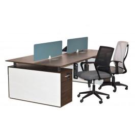4 Person Workstation (Vanguard)