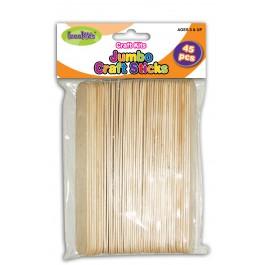 Jumbo Craft Sticks Natural (Innokids)