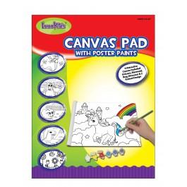 Canvas Art Pad with Paint (Innokids)
