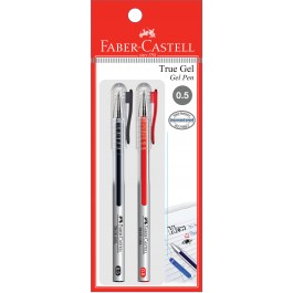 True Gel Blister .5mm (Faber-Castell)