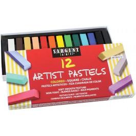 Square Chalk Pastels (Sargent Art)