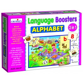 Language Booster Alphabet
