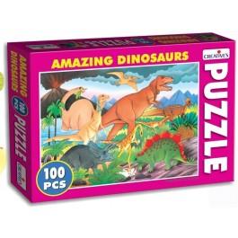 Amazing Dinosaur Puzzle
