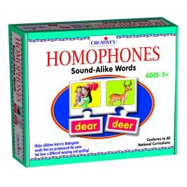 Homophones Set