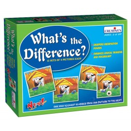 What's the Difference