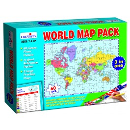 World Map Pack