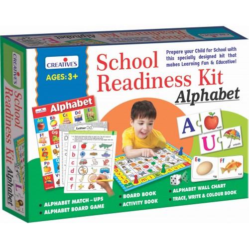School Readiness Kit Alphabet