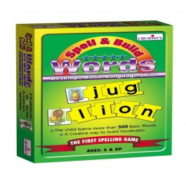 Spell and Build Words